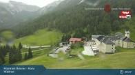 Archiv Foto Webcam Matrei am Brenner: Wallfahrtsort Maria Waldrast 03:00