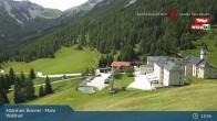 Archiv Foto Webcam Matrei am Brenner: Wallfahrtsort Maria Waldrast 07:00