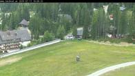 Archived image Webcam Lachtal - Kids area 12:00