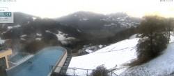 Archiv Foto Webcam Ferienhotel Fernblick Sky Pool 10:00