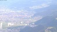 Archiv Foto Webcam Blick auf Innsbruck, Tirol (Österreich) 06:00