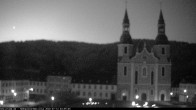 Archiv Foto Webcam Prüm, Eifel (Rheinland-Pfalz) 22:00