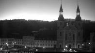 Archiv Foto Webcam Prüm, Eifel (Rheinland-Pfalz) 00:00