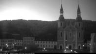 Archived image Webcam Prüm, Eifel (Rhineland-Palatinate) 22:00