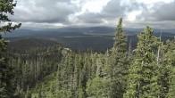 Archiv Foto Webcam Angel Fire Resort Summit North View 10:00