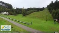 Archiv Foto Webcam Skilift Eberschwang: Talstation 08:00