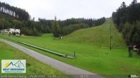 Archiv Foto Webcam Skilift Eberschwang: Talstation 10:00