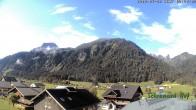Archived image Webcam Mt. Zitterklapfen 02:00