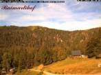 Archiv Foto Webcam Feldberg-Seebuck Raimartihof 02:00