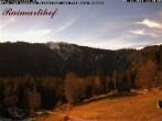 Archiv Foto Webcam Feldberg-Seebuck Raimartihof 06:00