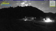 Archiv Foto Webcam Menzenschwand - Radon Revital Bad 22:00