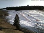 Archived image Webcam Todtnauberg - Stübenwasen ski lift 04:00