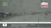 Archiv Foto Webcam Asitz Bergstation 12:00