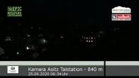 Archiv Foto Webcam Leogang - Riederfeldlift 00:00