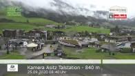Archiv Foto Webcam Leogang - Riederfeldlift 02:00