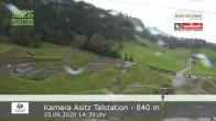Archiv Foto Webcam Leogang - Riederfeldlift 08:00