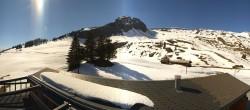 Archiv Foto Webcam Grindelwald Bussalp Panorama 10:00