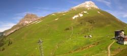 Archived image Webcam Roundshot Engelberg Fuerenalp 04:00