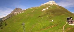 Archived image Webcam Roundshot Engelberg Fuerenalp 06:00