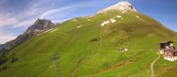 Archived image Webcam Roundshot Engelberg Fuerenalp 08:00