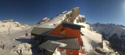 Archiv Foto Webcam Leukerbad: Panorama Gemmi Pass 04:00