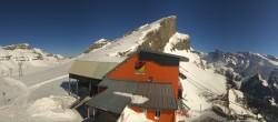 Archiv Foto Webcam Leukerbad: Panorama Gemmi Pass 06:00