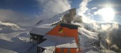 Archiv Foto Webcam Leukerbad: Panorama Gemmi Pass 02:00
