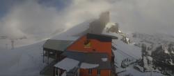 Archiv Foto Webcam Leukerbad: Panorama Gemmi Pass 10:00
