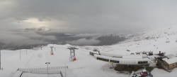 Archived image Webcam Crap Sogn Gion Terrain Park Laax 00:00