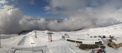 Archived image Webcam Crap Sogn Gion Terrain Park Laax 02:00