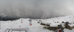 Archived image Webcam Crap Sogn Gion Terrain Park Laax 04:00