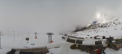 Archived image Webcam Crap Sogn Gion Terrain Park Laax 06:00