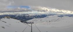 Archiv Foto Webcam Laax: Bergstation La Siala 10:00