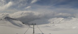 Archiv Foto Webcam Laax: Bergstation La Siala 04:00