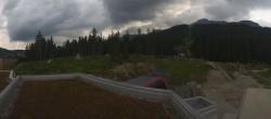 Archived image Webcam Arosa Lenzerheide Base Station Rothorn Gondola 00:00