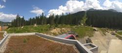 Archived image Webcam Arosa Lenzerheide Base Station Rothorn Gondola 06:00