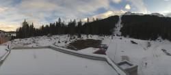 Archived image Webcam Arosa Lenzerheide Base Station Rothorn Gondola 02:00