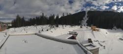 Archiv Foto Webcam Lenzerheide Bergbahnen Talstation 05:00