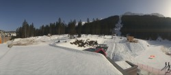 Archived image Webcam Arosa Lenzerheide Base Station Rothorn Gondola 04:00