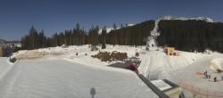 Archived image Webcam Arosa Lenzerheide Base Station Rothorn Gondola 08:00