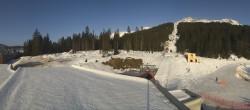 Archived image Webcam Arosa Lenzerheide Base Station Rothorn Gondola 10:00