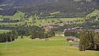 Archiv Foto Webcam Hinterreit Maria Alm: Blick auf die Piste 08:00