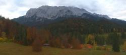 Archived image Webcam Garmisch-Partenkirchen: Elmau 02:00