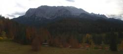 Archived image Webcam Garmisch-Partenkirchen: Elmau 08:00