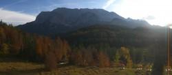 Archived image Webcam Garmisch-Partenkirchen: Elmau 10:00