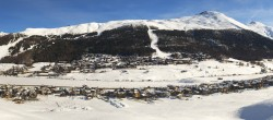 Archiv Foto Webcam Livigno: Mottolino Fun Mountain 08:00