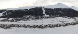 Archiv Foto Webcam Livigno: Mottolino Fun Mountain 02:00