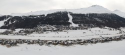 Archiv Foto Webcam Livigno: Mottolino Fun Mountain 04:00