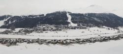 Archiv Foto Webcam Livigno: Mottolino Fun Mountain 08:00