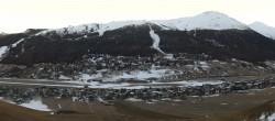 Archiv Foto Webcam Livigno: Skiort und Mottolino Fun Mountain 02:00